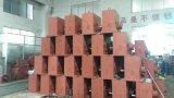 Sjz 55/120 vertikales integrales konisches Doppelschrauben-Getriebe für Plastikstrangpresßling