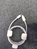 Cargador original de los USD de la pared de iPhone8/X/8plus con el Tipo-c al cable de la iluminación