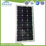 Mono солнечные модули 100W энергетической системы силы панели PV