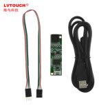 Écran sensível para o monitor do diodo emissor de luz LCD