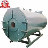 Chaudière à vapeur industrielle de gas-oil
