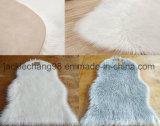 Coperta della pelle delle pecore della pelliccia della peluche del Faux
