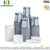 Custom de 12 onzas de café caliente vaso de papel con tapas (12 oz-13)