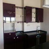 Gabinete de cozinha personalizado da cozinha do estilo mobília européia