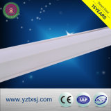 Tubo materiale del PC LED del PVC che alloggia parentesi integrated
