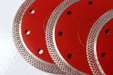 лезвие синтера сетки рыб 115mm для обрабатывать плитки Ceraic каменный