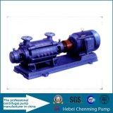 Pompes centrifuges de vente de Chen Ming de chromatographie gazeuse d'alimentation à plusieurs étages horizontale chaude de chaudière