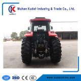 120HP de Tractoren van het landbouwbedrijf met LandbouwInstrumenten