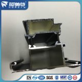 Usine de revêtement en poudre en aluminium personnalisé 6063 rupture thermique châssis de fenêtre