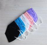 Фильтр N95 пыли маска складывания машины с клапаном для промышленности в целях обеспечения безопасности