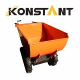 Descarregador da roda de Hotsale três mini para a construção do jardim