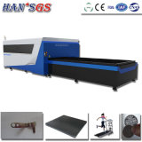 1000W de Scherpe Machines van de Laser van het Roestvrij staal van de Snijder van het metaal