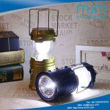 휴대용 연장 손전등 빛