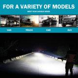 3D는 180W 32inch 반점 플러드 지프 트럭 SUV를 위한 결합 Offroad 2개의 줄 크리 사람 LED 표시등 막대를 도매한다