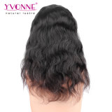 Menschenhaar-Spitze-Vorderseite-Perücke-Karosserien-Welle mit dem Baby-Haar