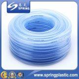 Pipe renforcée d'irrigation de jardin de l'eau tressée par fibre flexible en plastique de PVC
