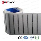 RFIDのラベルのモンツァ4受動860-960MHz UHFライブラリ札