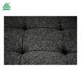 تصميم بسيطة معاصرة أريكة معدن ساق مع 3 [ستر], 18 '' [ست هيغت]