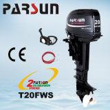 T20FWS 20HP Fernsteuerungsaußenbordmotor mit 2 Anfall