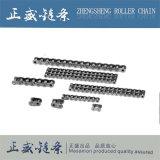 Chaîne de boîte de vitesses d'acier inoxydable de constructeur, type de chaîne de convoyeur