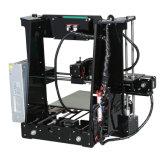De Grote Machine van uitstekende kwaliteit van de Druk van de Uitrusting van Anet A6 DIY van de Assemblage van de Grootte van Af:drukken Gemakkelijke