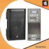 15 Spreker pS-5815au van de FM van de duim de PRO200W USB BR Plastic Actieve
