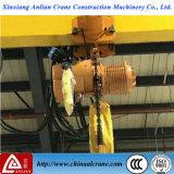 3 de Motor die van de ton Elektrisch Hijstoestel hgs-B met het Systeem van de Rem opheffen