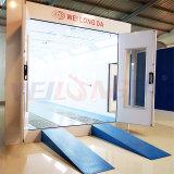 Cabine automatique de peinture de traite de côté de la CE Wld8200