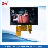 4.3inch TFT LCD 모듈 480*272 RGB 40pin 300CD/M2 선택권 접촉 위원회