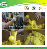 كرة بلاستيكيّة آليّة بثق [بلوو مولدينغ] يجعل آلة