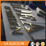 Laser Cutting Stainless Steel Letters with Long running splinter