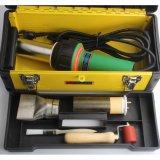 3400W la certificación CE Larga vida útil de la soldadura de plástico de PVC de mano de la máquina soldadora