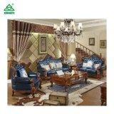 Hoher Grad-Leder-spätestes Schlafzimmer-Möbel-Sofa