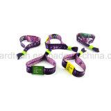 Professiona ha fatto il prezzo poco costoso ampiamente usare il Wristband tessuto