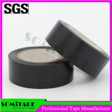 Somitape Sh553 강한 접착제를 가진 까만 PVC 전기 절연제 테이프