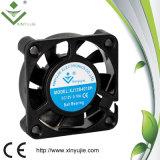 Motor da C.C. do ruído do mini ventilador plástico axial dos ventiladores de refrigeração 40mm da C.C. do ambiente 12V baixo