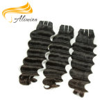 Usine de cheveux de Shangdong 100 % Malaysian Virgin hair extension