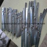 Dobradiças de aço do uso de Furture com superfície galvanizada