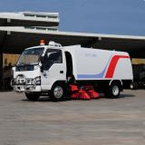 De bonnes performances Dongfeng Road Sweeper chariot