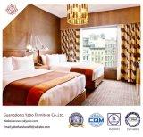 Stilvolle Hotel-Möbel mit dem eindeutigen Entwurfs-Bett-Raum eingestellt (YB-S-27)