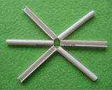 Cerámica textiles en un 99% de piezas de repuesto Piezas de cerámica de óxido de aluminio