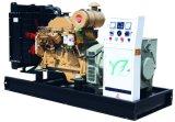 Angeschalten durch generator-Set des Cummins-Open/leises Dieselgenerator-27kVA
