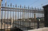 Hot élégant de style décoratif Jardin en acier galvanisé de clôtures de sécurité 82