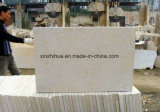 Beige Chinese Yellow//Cream Limestone Bushhammered/Sandblasted Stone Strips/Slab/Paving/Paver/Floor/Flooring for Swimming Pool Paving