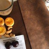 Trikot-Qualitäts-Polyester-Gewebe-Samt für Sofa