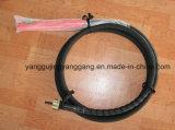 Système d'excentrique vibreur pour béton 25x4m