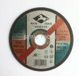 Disco para trituração de corte de boa qualidade Rebolos abrasivos