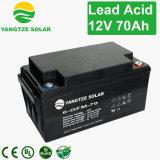 Batteria asciutta 12V 69ah 70ah Exide del gel per gli invertitori