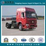 4X2 de Tractor van de Vrachtwagen HOWO 371HP