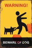 Собака предупреждение металлического олова признаки